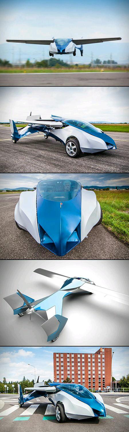 Amazing Flying car, Futuristic cars, Flying vehicles