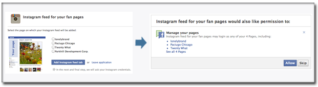 How to Install Instagram on Facebook for your biz