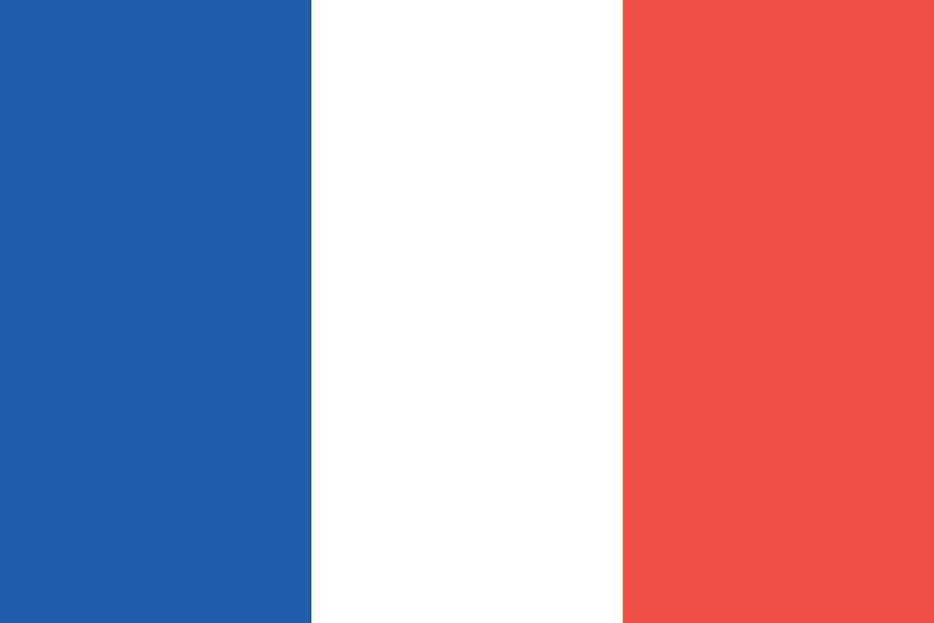 Printable Flags Of Europe French Flag France Flag Learn French