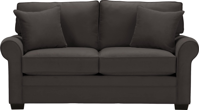 Incredible Cindy Crawford Home Bellingham Slate Sleeper Loveseat In Machost Co Dining Chair Design Ideas Machostcouk