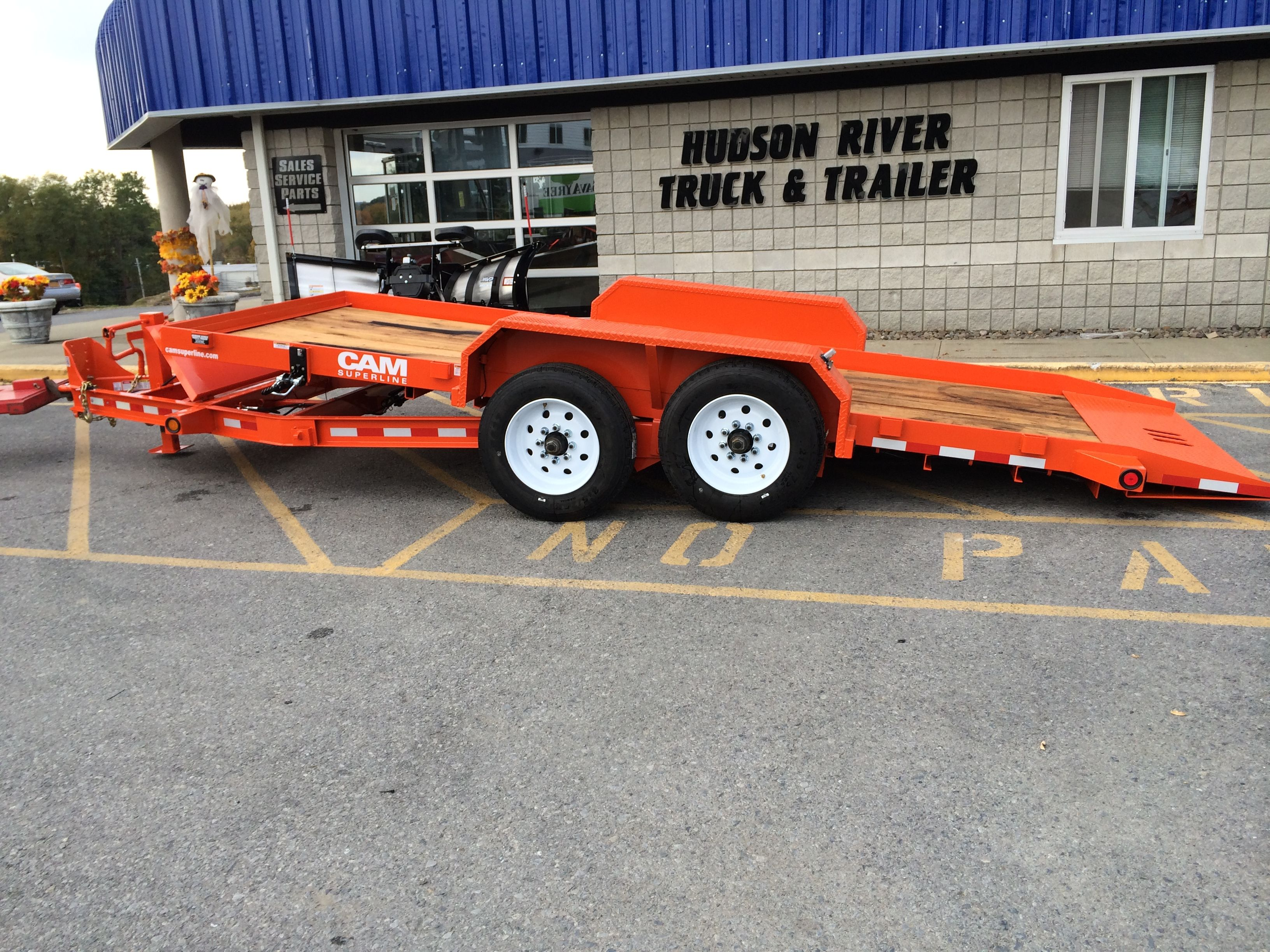Cam Superline Trailers Free Download Trailer Wiring Diagram Pinterest Commercial Van Dump Prices At