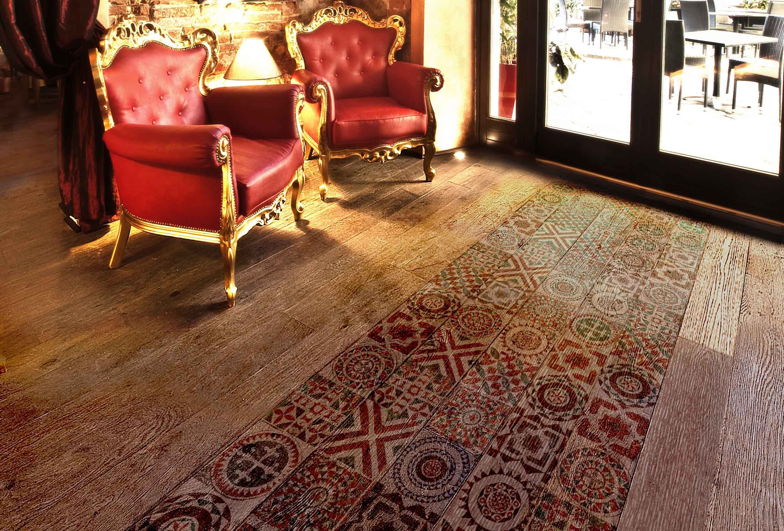 Su misura pavimento d pvc adesivo carta da parati d tappeto