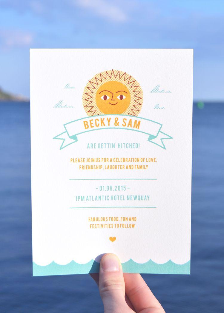 Summer Beach | Dearly beloved, Themed weddings and Surf wedding