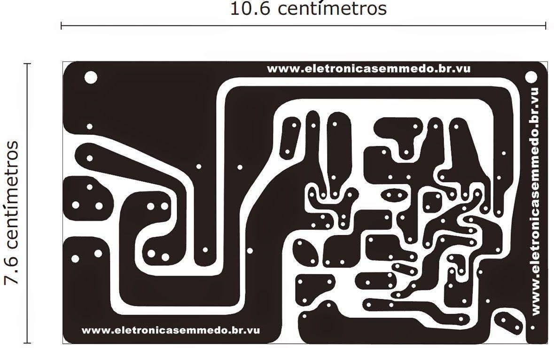 Modulo De Um Excelente Amplificador 100 W Rms Ideal Para Ser Integrated Audio Amplifier Circuit Diagram Amplifiercircuitsaudio Utilizado Com O Crossover Ativo 3 Vias Pode Trabalhar Em 4 Ohms Ou 8