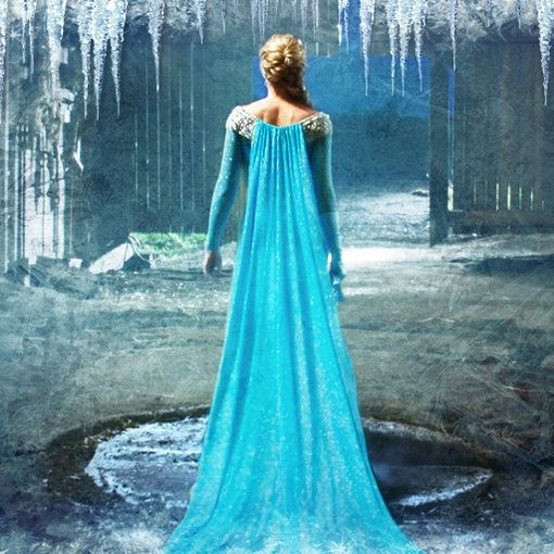 OMG Elsa I know she will be in the next season next year and i am super exited and i cant wait