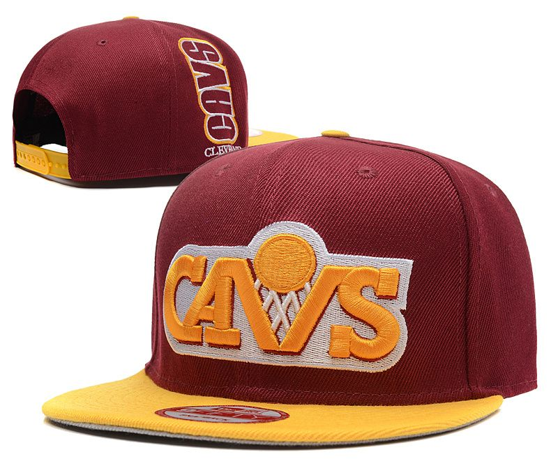4a2414c18030c NBA Cleveland Cavaliers Snapback Hats