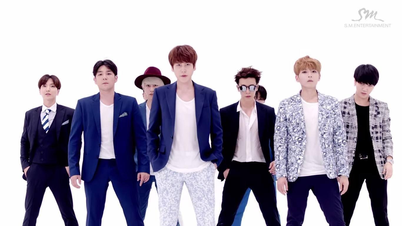 Super Junior To Release A New Album Prior To Siwon Eunhyuk And Donghae S Enlistment Super Junior Eunhyuk Junior