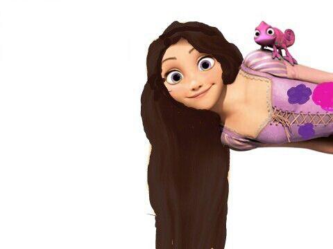 disney princesses with dark brown hair
