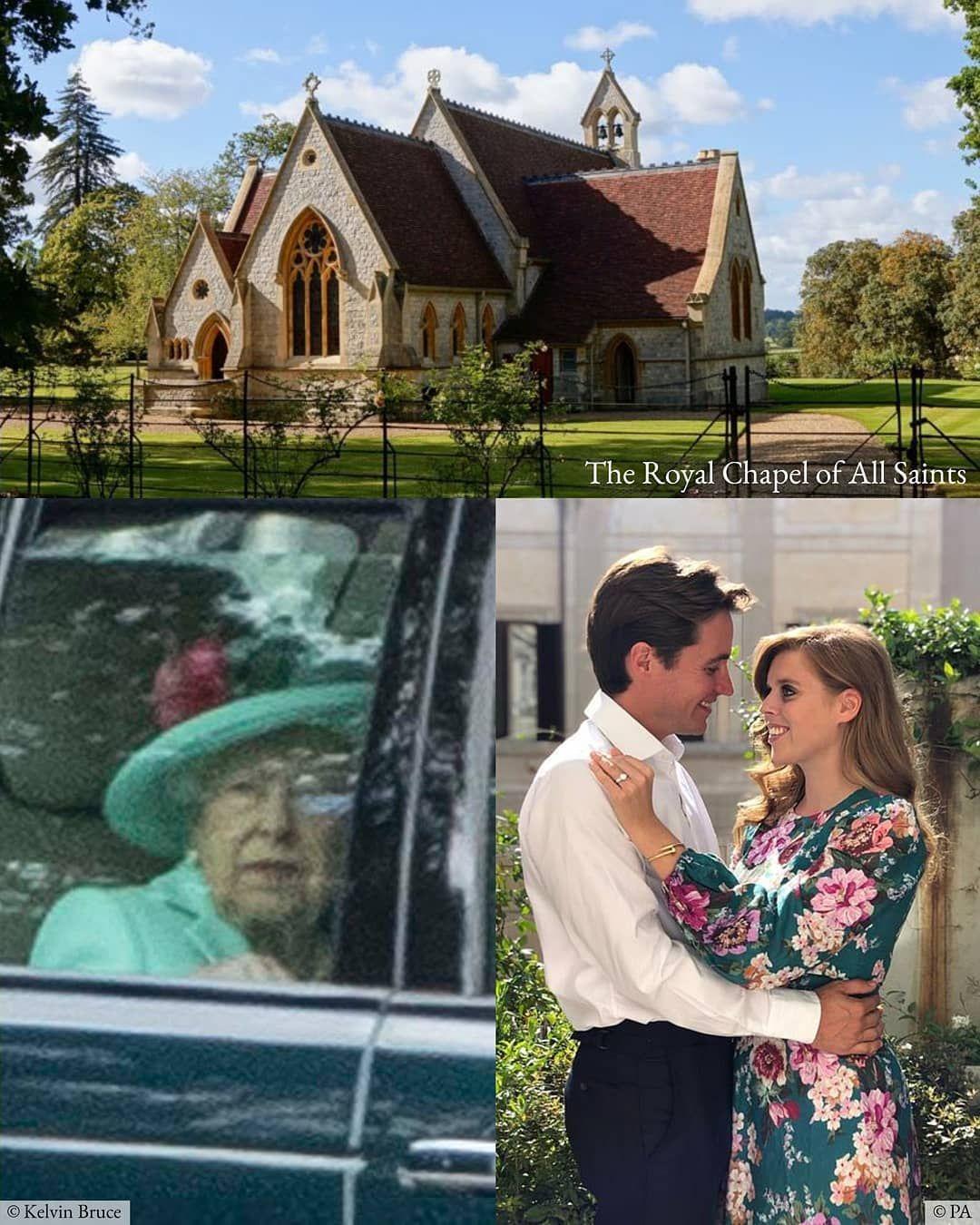 """Queen Elizabeth II (Fan Page) on Instagram """"This morning"""