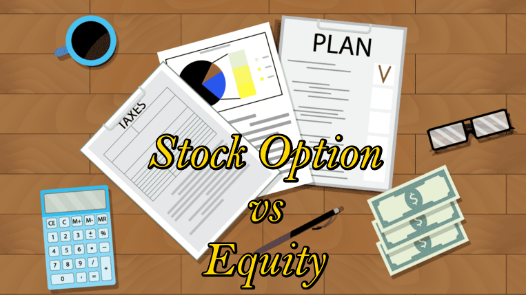 Stock vs Option | Top 6 Differences You should Know! (Infographics)