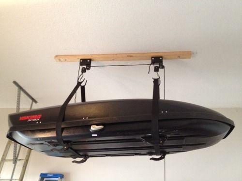Customer Image Gallery For ProSource Heavy Duty Garage Utility Canoe And Kayak Storage Lift