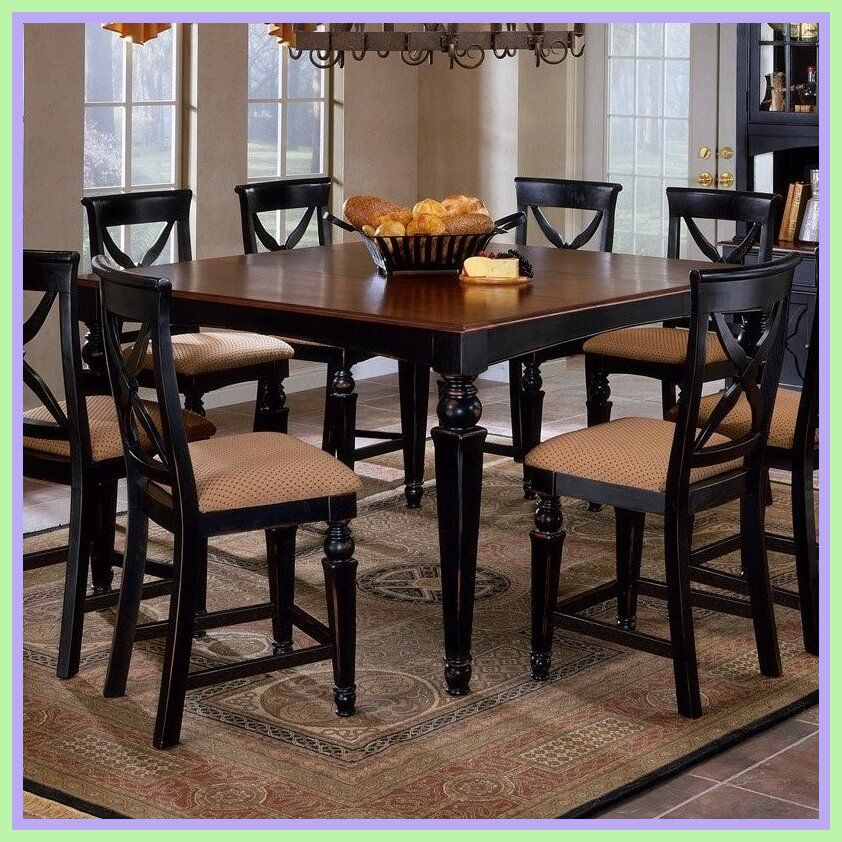 104 Reference Of Bar Height Dining Table With 6 Chairs Top Kitchen Table Black Kitchen Table Square Kitchen Tables