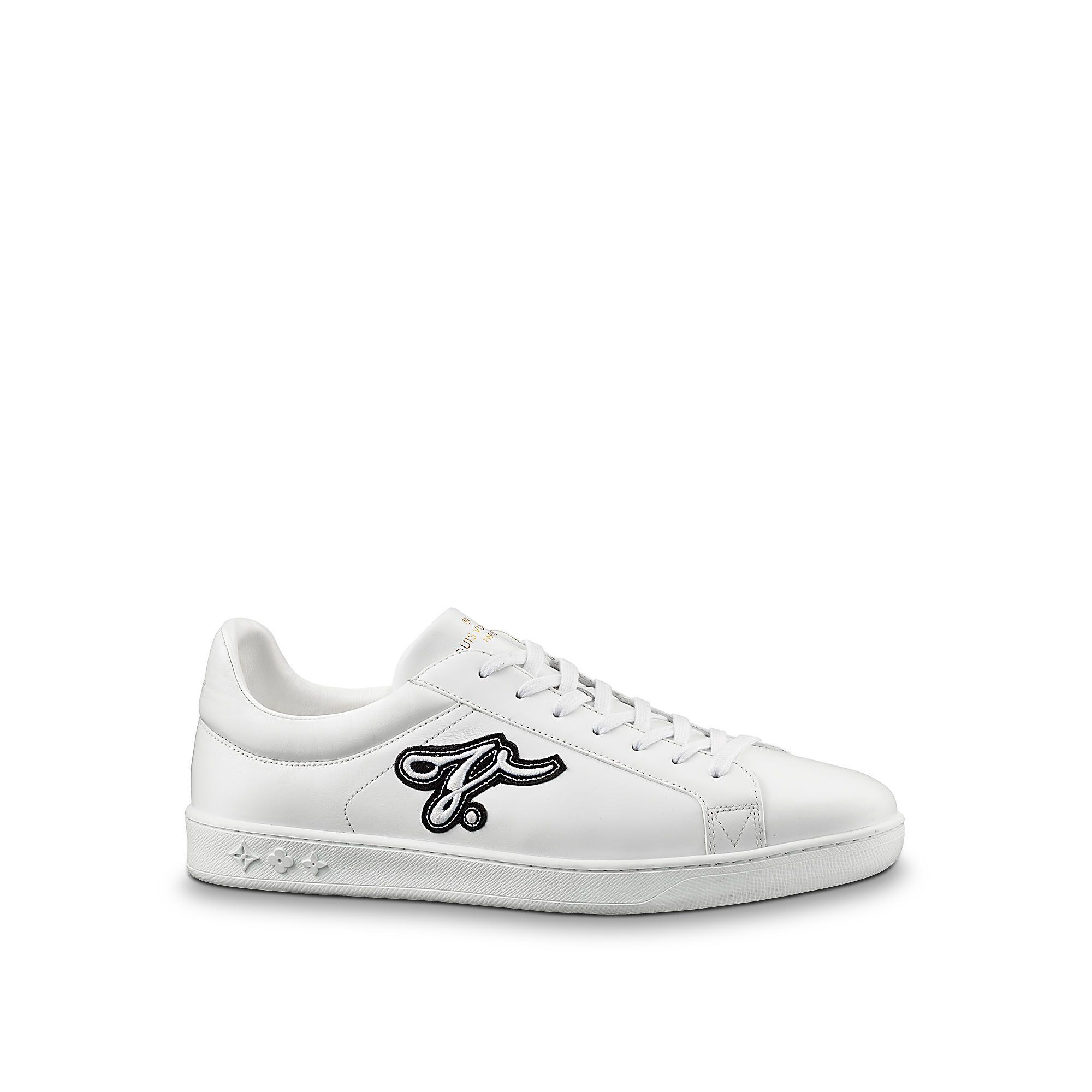 a3e488d7f535 Luxembourg Sneaker via Louis Vuitton   Casual Shoes   Pinterest ...