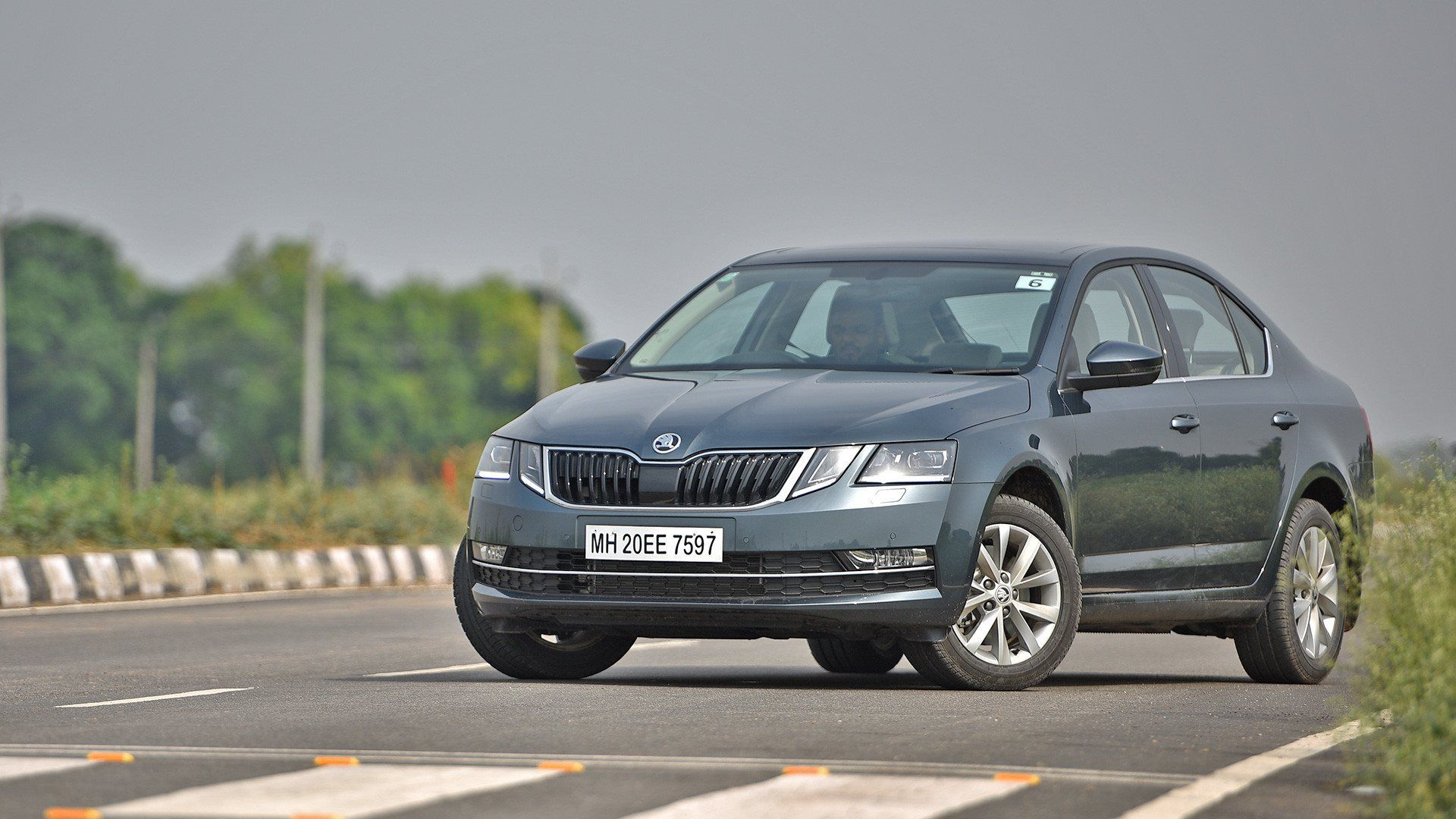 2020 Skoda Octavia India Egypt Configurations