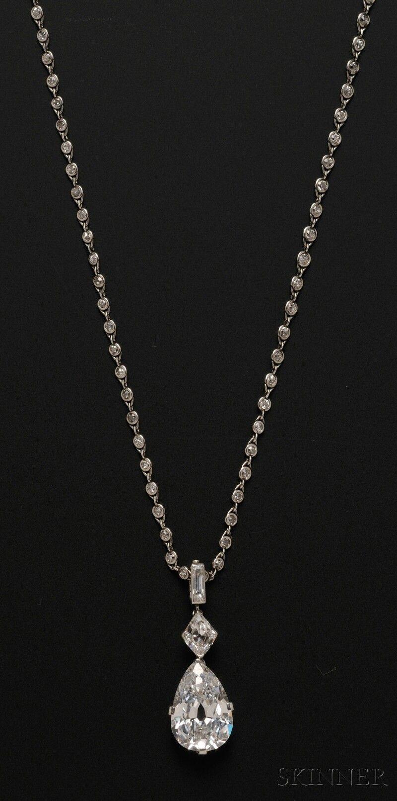 Cartier diamond necklace to die forne jewelry sale 2601b lot cartier diamond necklace to die forne jewelry sale 2601b lot 580 aloadofball Images