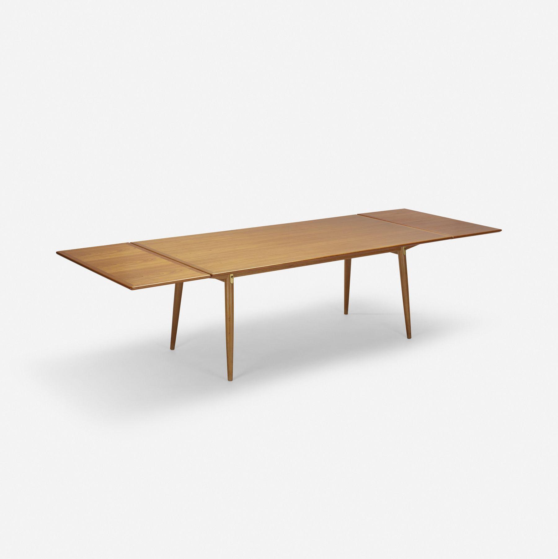 Hans J Wegner Dining Table Model Jh570 Wright20 Com
