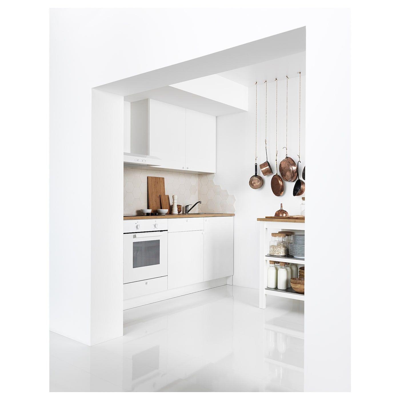 Cucina Piccola Angolare Ikea knoxhult cucina - bianco - ikea | kleine küche einrichten