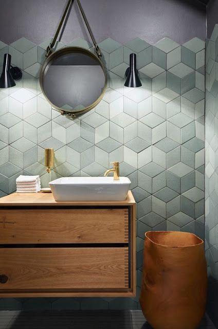 Photo of Pellmell Creations: Einzigartige Badezimmer dank der Fliesen