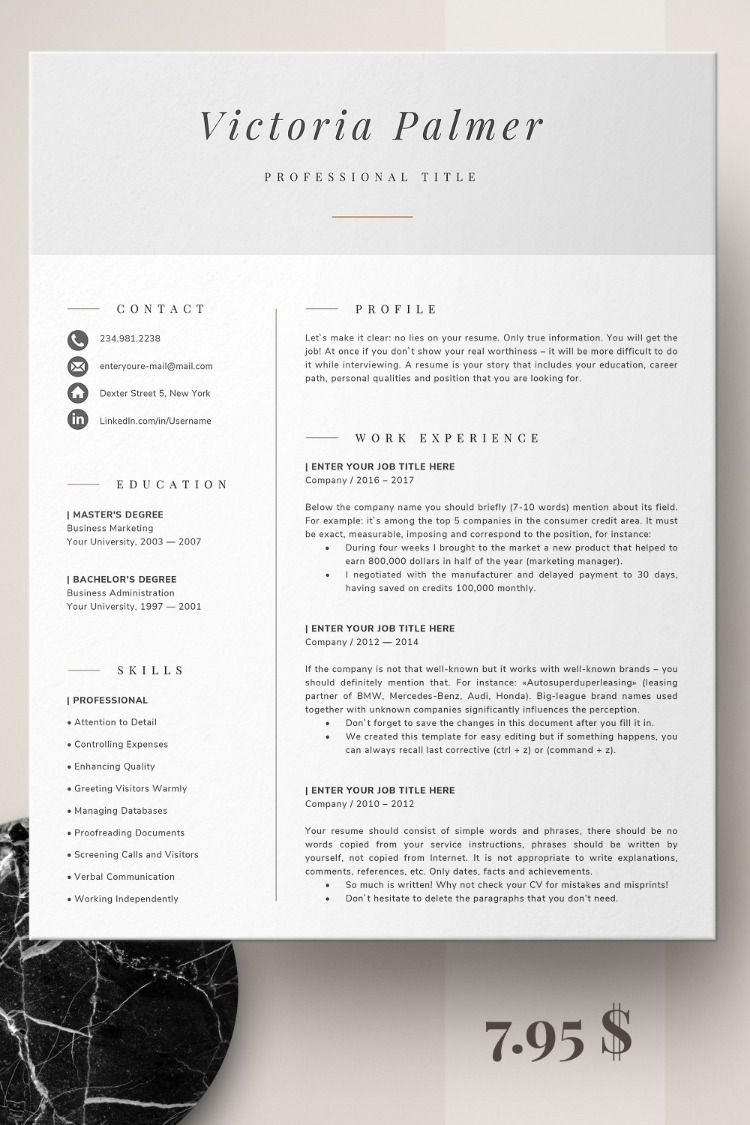 modern professional resume, two page curriculum graphic designer profile summary sample microsoft word chronological resume template best personal for