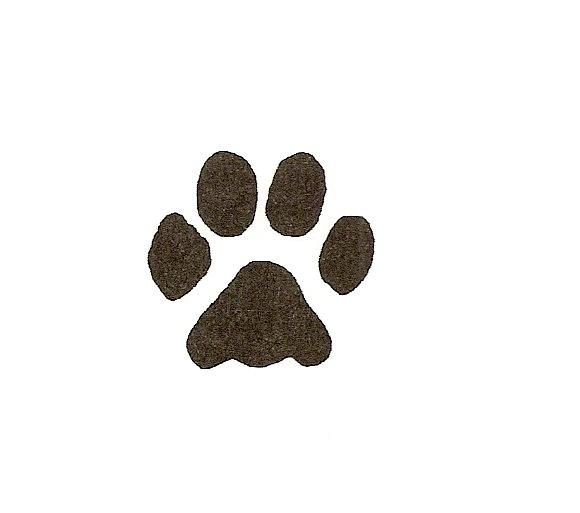 dog art pet dog clip art shoes pet paw wear pet dog clip art rh pinterest co uk Paw Print Drawing Small Dog Paw Print Tattoos