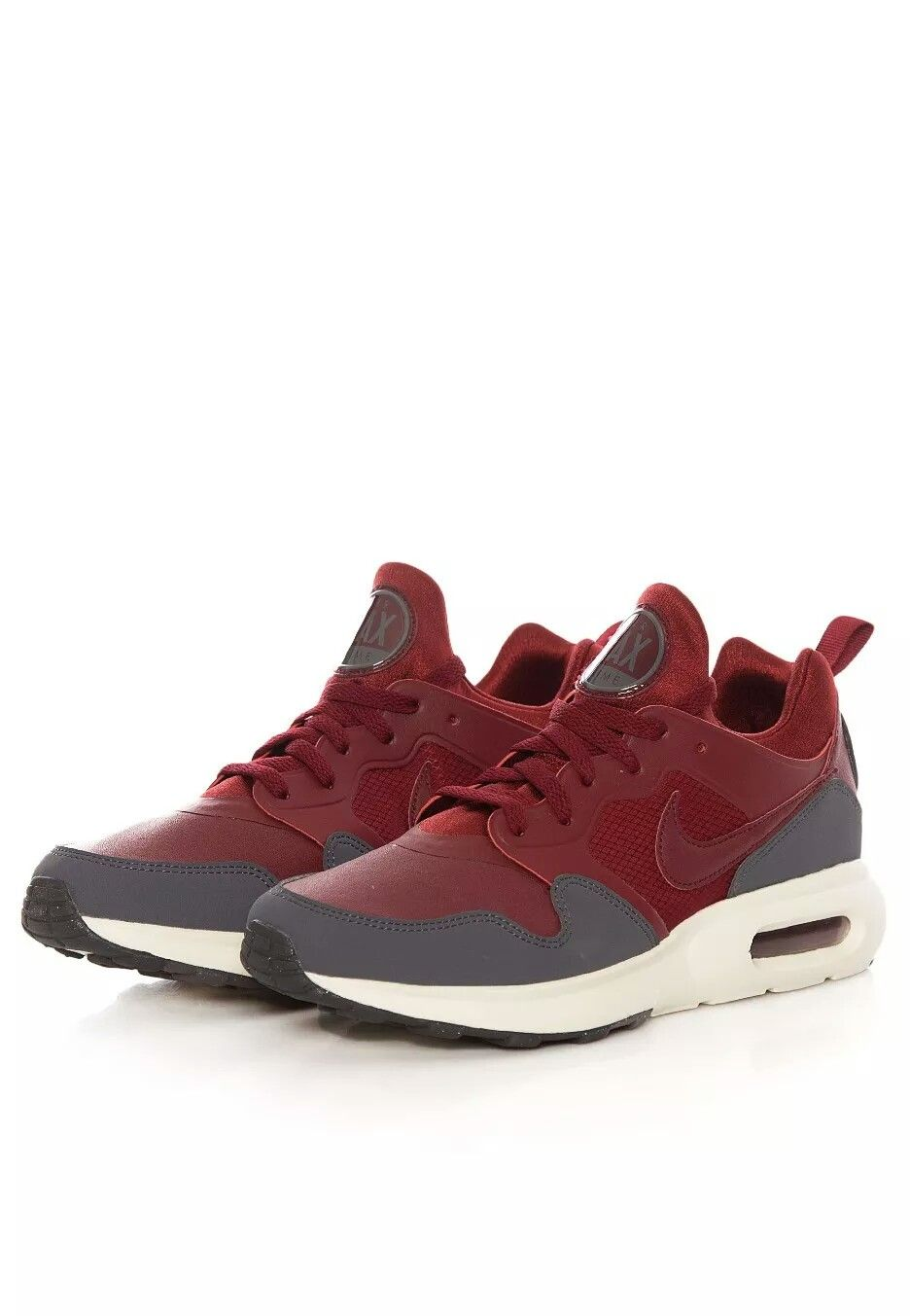 big sale 043ea 0bed9 NIKE AIR MAX PRIME SL Color TEAM RED  TEAM REDDARK GREY Size 10.5 Women s  Size 9  75+(Free Shipping)