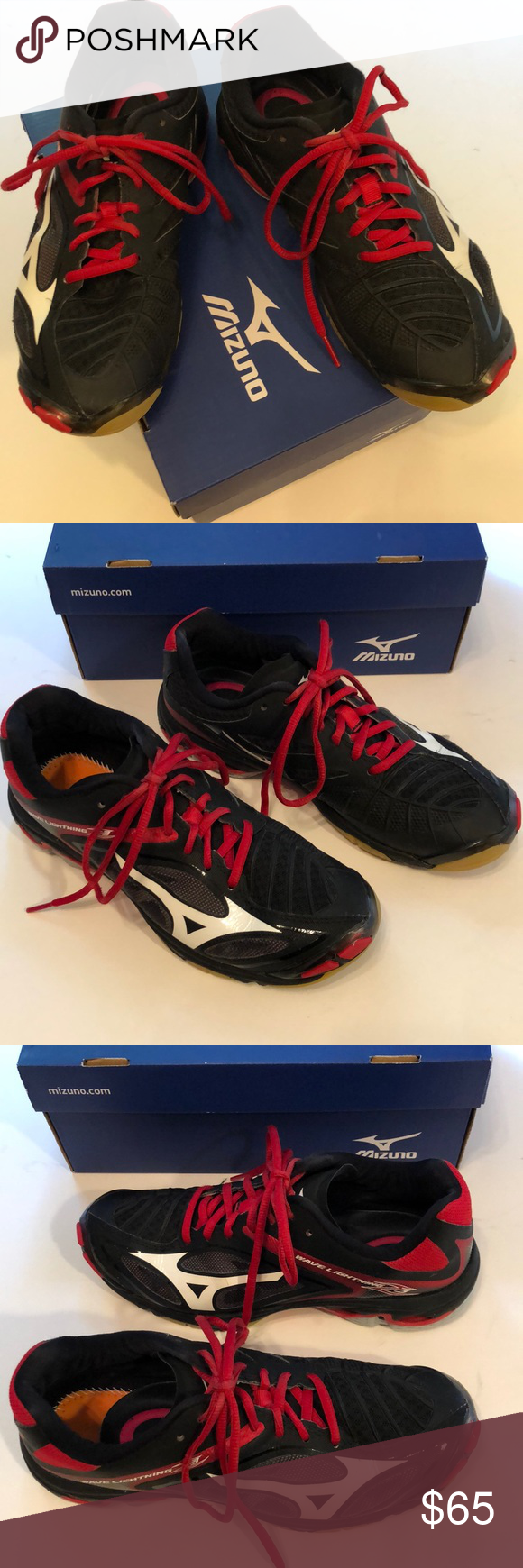 Black And Red Mizuno Volleyball Shoes Volleyball Shoes Mizuno Volleyball Black And Red