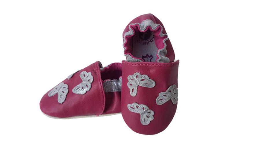 D.D.Step puhatalpú babacipő K-1596-12 - bébi cipő  644660c240