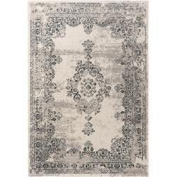 Photo of benuta Classic Teppich Antique Schwarz/Grau 140×200 cm – Vintage Teppich im Used-Look