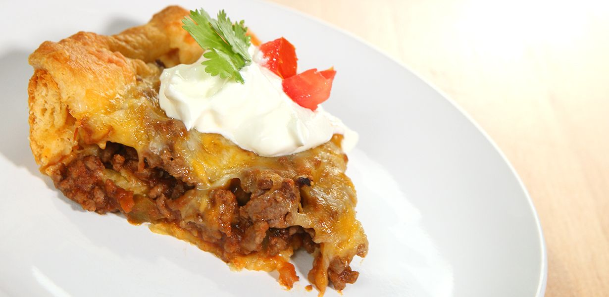 Taco pie recipes easy