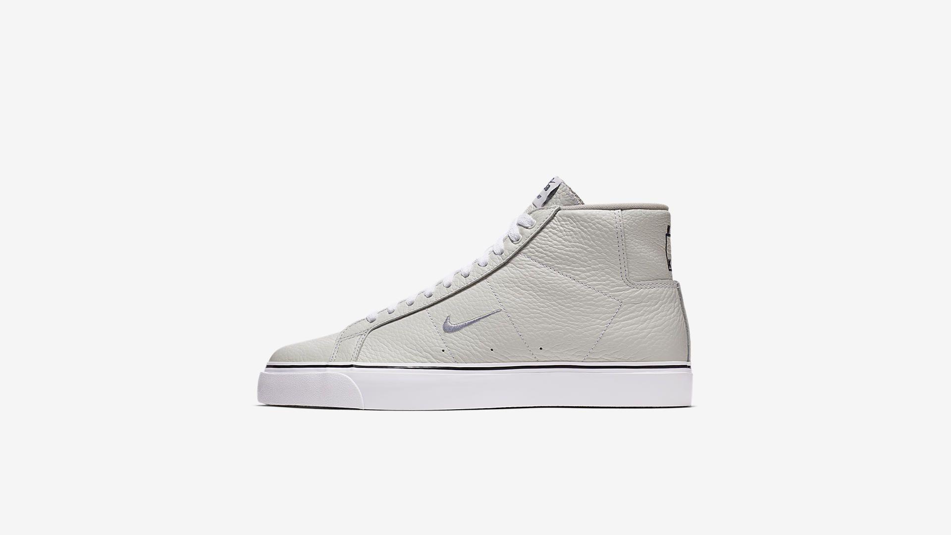 SB Blazer Mid by Nike + WKND. $90