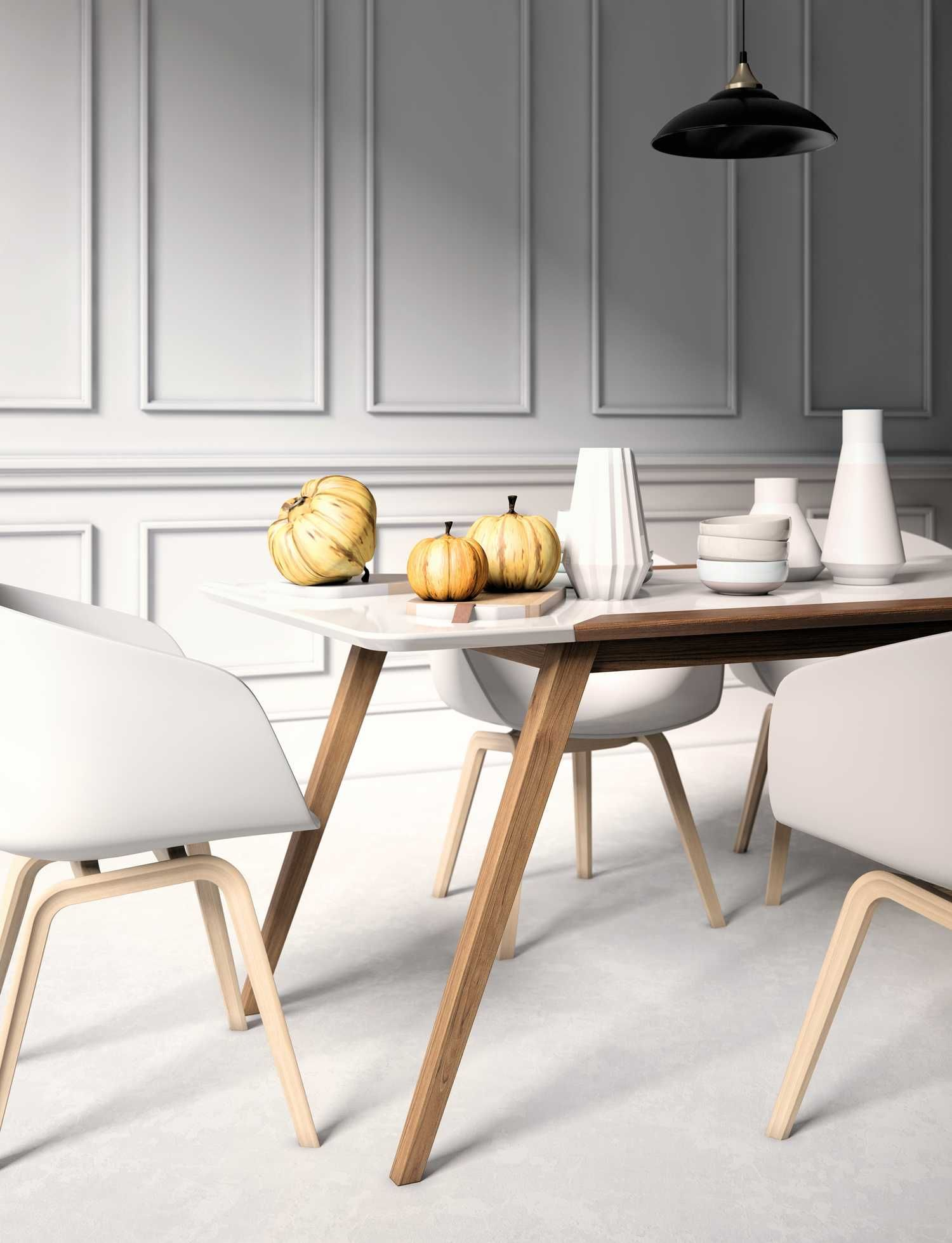 Erik Dining Table Rove Concepts Rove Concepts Mid Century