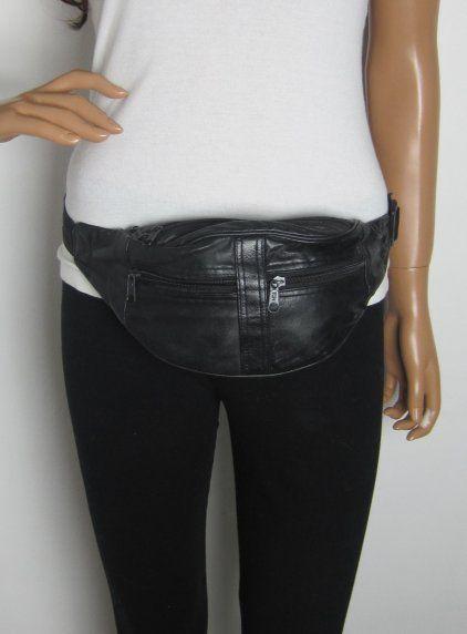 Bum bag 1980s mannequin