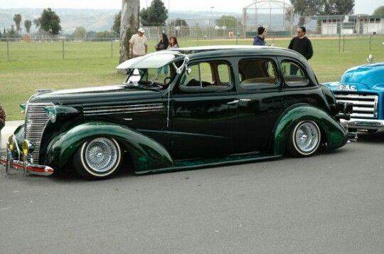 San Diego Ca Amigos Car Club Victor Cordero 1938 Chevy Master