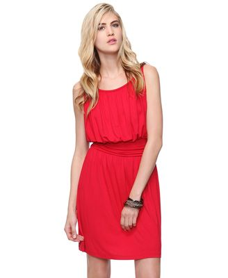 valentines day dress....... Not modest..... But cute!