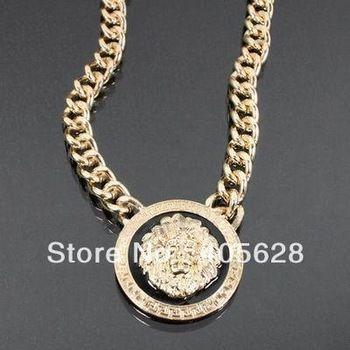 Nefertiti fashion chain necklace s...
