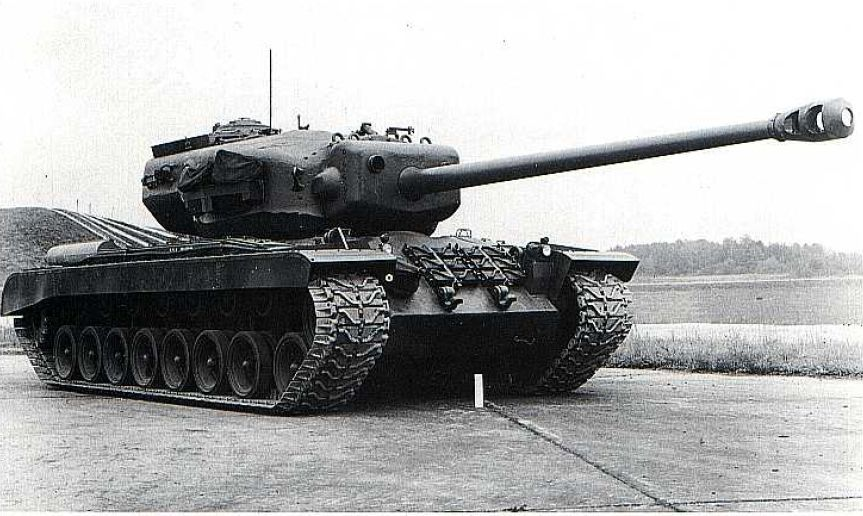 Pin on Prototypes & experimental tanks