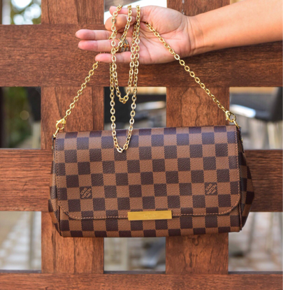 30ae46c3fbc Louis Vuitton Favorite MM Ebene | Louis Vuitton Classic Bags in 2019 ...