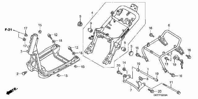 zoomer  ruckus blueprint  scheme
