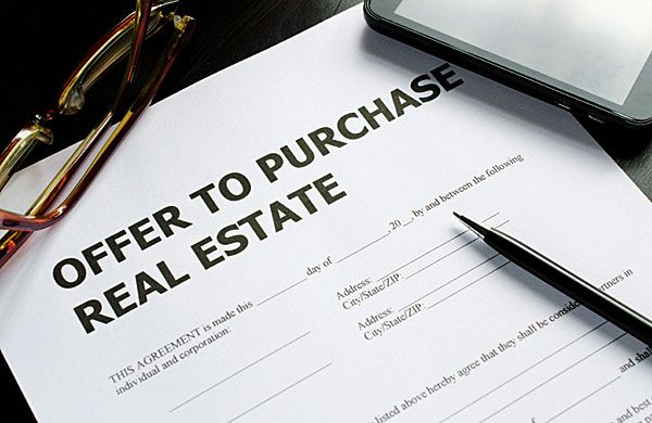 Negotiate A Real Estate Offer  Real Estate And Estate Agents