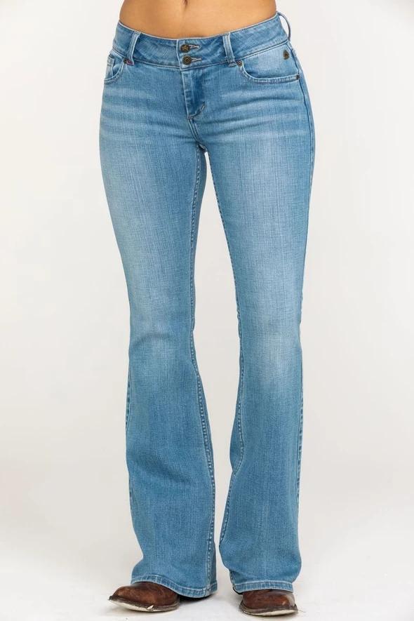 Photo of Skinny jeans Brun Jeans Damer