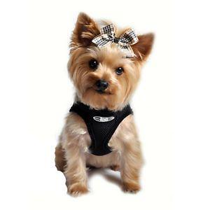 New Pet American River Ultra Choke Free Dog Harness Xs Black 3 6