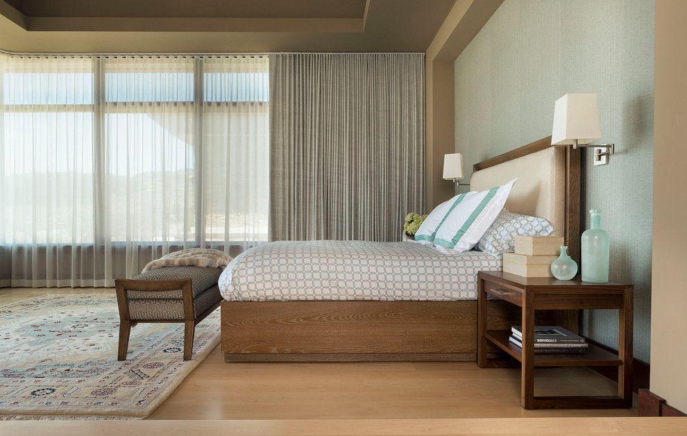 Source: Houzz | Contemporary bedroom, Contemporary bedroom ...