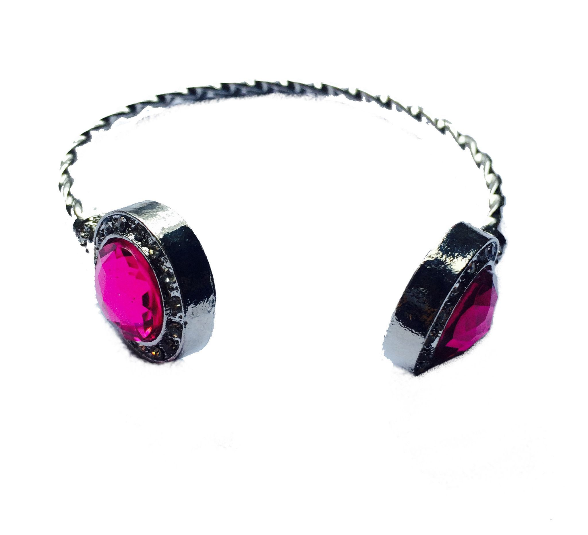 Magenta Haze necklace