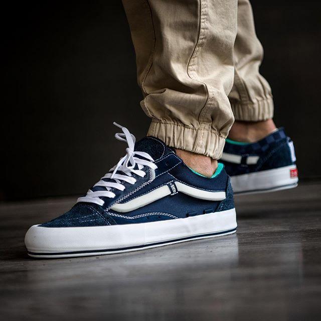 Daniel Sanchez di Vulcanized sneakers