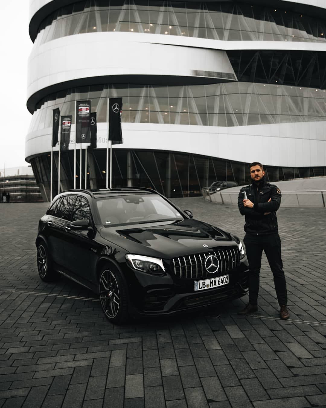 Anzeige X Mercedes Amg A Sport Utility Vehicle From Affalterbach