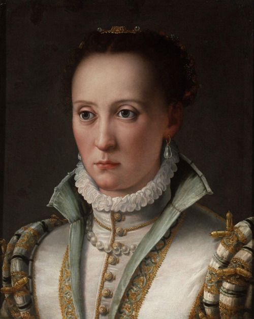 of di Bronzino Retratos Young Agnolo 1570s Mujeres ascribed De to Portrait Lady Cosimo a xzz0XP