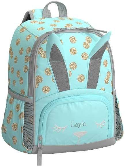 Mackenzie Critter Bunny Backpack  faadab96d353f