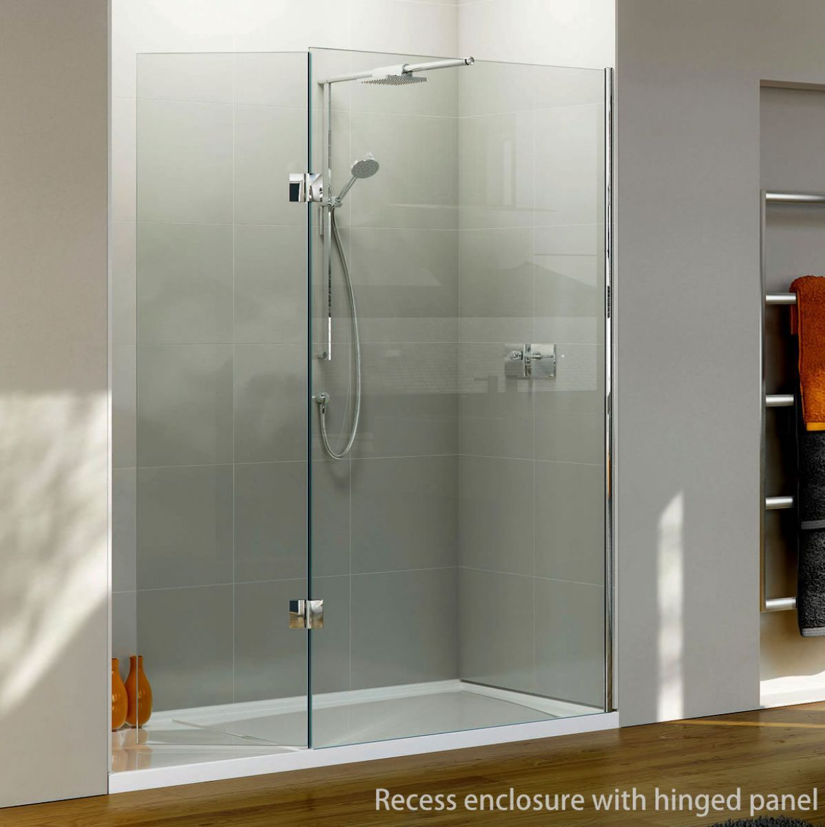 Matki Boutique Recess Walk-in Shower Enclosure #Matki ...