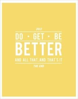 >> John's Blog - what could you be better at? www.1Change.co.uk