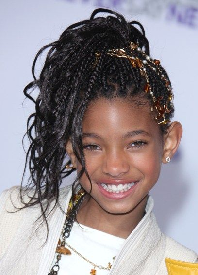 Willow Smith Aloftyexistence Cool Braid Hairstyles Braided Hairstyles Hair Styles